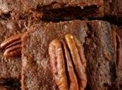 Brownies alle noci pecan