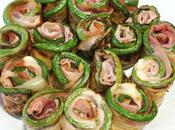 Rotolini zucchine, prosciutto Praga Formaggio