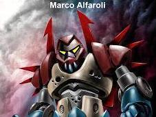 """""""Lotta contro tempo"""" Marco Alfaroli"""