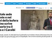 Repubblica Sindaco: sbatti mostro Marino prima pagina