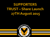 Newport County Supporters' Trust, presentata Share Offer. 225.000 sterline rilevare maggioranza club