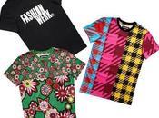 London Fashion Week primavera-estate 2016, t-shirt dedicate House Holland