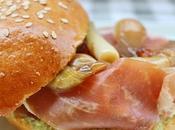 Parma Burger ovvero versione Panino Festival Prosciutto