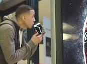 Wow. pubblicità interattiva Coke Zero... Shazam. Smart.
