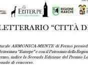 """Edizione Premio Letterario """"Città Fermo"""": bando partecipare"""