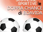 DOPPIA CHANCE Boavida oggi Multipla @2.08