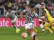 Video Juventus-Chievo 1-1, highlights