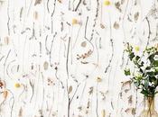 parete fiori.