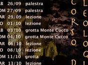 Corso speleologia 2015 Rovereto -TN-