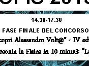 Concorso Riscopri Alessandro Volt@: cerimonia premiazione Como, settembre