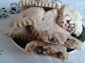 Biscotti cioccolato fondente