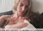 Tutta verità perchè mamme allattano
