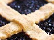 Crostata frolla integrale marmellata more: ricomincia semplicita'....