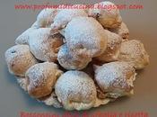 Bocconcini dolci sfoglia ricotta