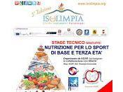 Stage tecnico: nutrizione sport terza eta' materiale didattico