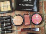 Acquisti Freedom Makeup impressioni utilizzo (primo ordine)