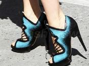Sarah Jessica Parker scarpe Nicholas Kirkwood