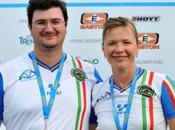 Tiro l'Arco Italia seconda medagliere Campionato Europeo: oggi argenti bronzi