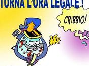 Torna l'ora legale. Berlusconi invoca legittimo impedimento.