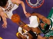 Celtics Lakers. solo gara sport.