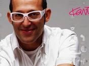 Karim Rashid nudo alla Triennale Milano