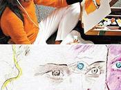 Neil Harbisson:l'artista-cyborg sente colori