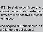 [iPhone/iPod] Dark Nebula Gratis questo WeekEnd!