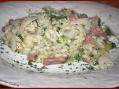 Risotto Speck Zucchine montanaro!)