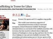 Fuoco Libia; supportano Rivolte