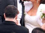 Alessandra Pierelli sposa Fabrizio Baldassarri