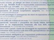 """Convegno maggio 2011 Roma titolo """"Amianto: problema, situazione attuale, soluzioni"""""""
