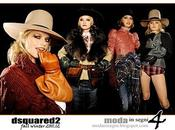 pagelle: DSQUARED2 FALL WINTER 2011 2012