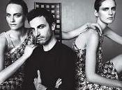 CHANGE AGENT... Balenciaga Nicholas Ghesquière Magazine March 2011 Steven Meisel