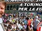 Juri Bossuto candidato sindaco Torino