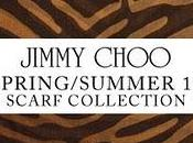 Jimmy choo scarf collection 2011