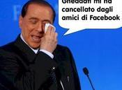 Gheddafi cancellato dagli amici Facebook