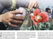 Libro #NarcoGuerra #Messico cartelli della #Droga sulla Rivista Bambino OnLus