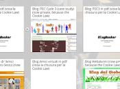 Convertire blog pdf: pare obsoleto attuale (causa #cookielaw)