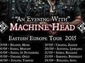 REPORT concerto MACHINE HEAD live