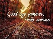 Benvenuto autunno......nuovi progetti corso.
