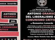 Domenico Losurdo presenta l'edizione spagnola libro Gramsci all'Ateneo Madrid un'iniziativa