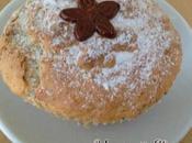 Muffin croccanti alla nocciola