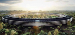 Apple Campus video mostra stato avanzamento lavori