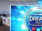 Promozione Samsung Dream Pack: Netflix regalo anche nuova smart