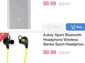 [News] Tanti prodotti offerta 9.99$ come MiBand, PowerBank droni