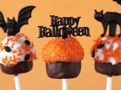 Idee Cake pops Halloween
