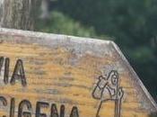 Lega pellegrini sulla Francigena