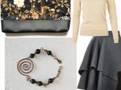 Spirali d'ottone fiori d'autunno Style tips