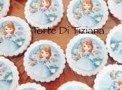 Sweet table principessa sofia