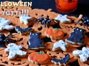 Biscotti alla zucca (disidratata) spezie Halloween Muertos …pipistrelli, zucche, mummie, gatti neri, fantasmie teschi messicani Pumpkin spiced cut-out cookies Muertos… Mummies, bats, ghosts, pumpkins, b...